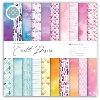 Essential Craft Papers 6 x 6