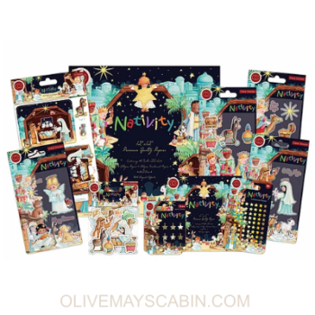 Nativity Complete Craft Collection from Craft Consortium
