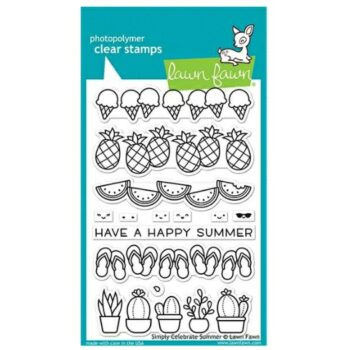 Lawn Fawn Simply Celebrate Summer