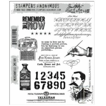 Merchantile Tim Holtz Stampers Anonymous