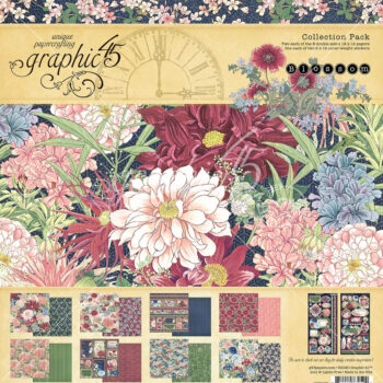 Graphic 45 Blossom 12 x 12 Collection Pack