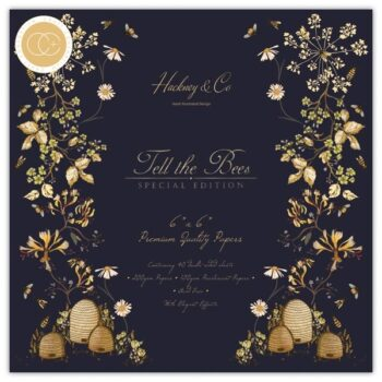 Tell The Bees Special Edition 6 x 6 Pad