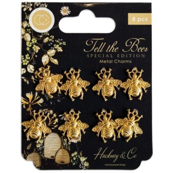 Tell the Bees Special Edition Charms