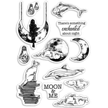 Enchanted Night Stamps - Ciao Bella