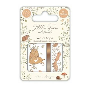 Little Fawn and Friends Washi Tape