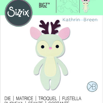 Sizzix Christmas Character BIGZ Die
